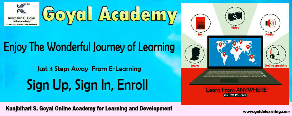 GOLD Academy invites everyone to enroll